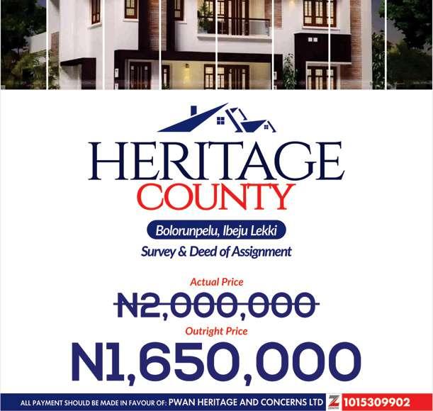 Heritage County