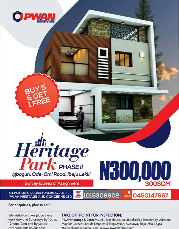 Heritage Park Phase 2