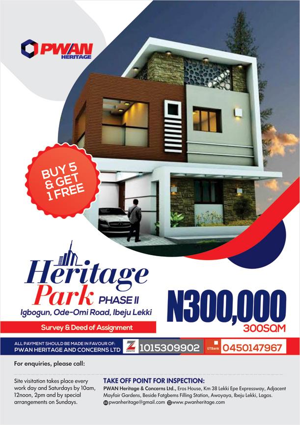 Heritage Park Phase II